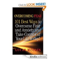 Overcoming Fear Book at Amazon.com