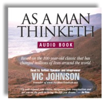 As A Man Thinketh Audio CD