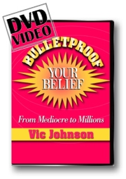 Bulletproof Your Belief DVD