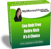 debt free living in 2005