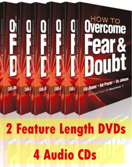 Overcome Fear and Doubt Complete Program