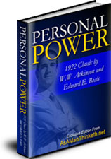 Personal Power by William Walker Atkinson and Edward E. Beals