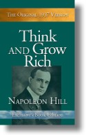 Think and Grow Rich Book 1937 Edition