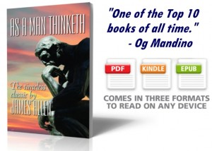 Download free As A Man Thinketh eBook